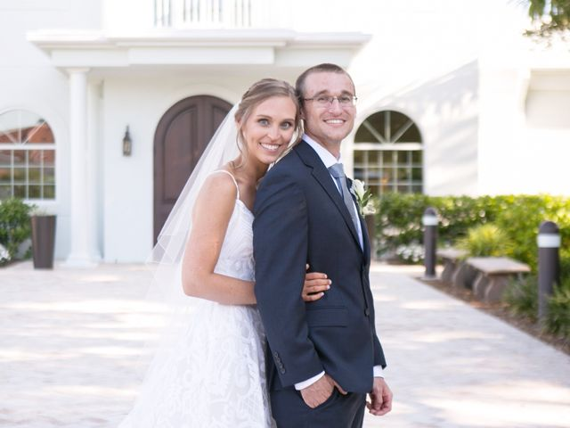 Kyle and Caitlin's Wedding in Tampa, Florida 1