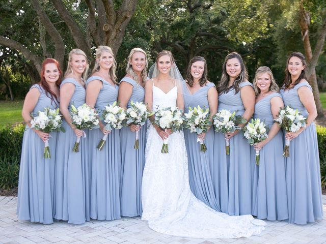 Kyle and Caitlin's Wedding in Tampa, Florida 27