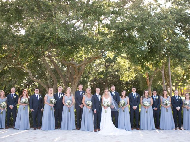 Kyle and Caitlin's Wedding in Tampa, Florida 28