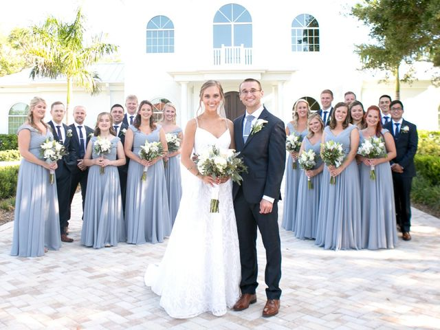 Kyle and Caitlin's Wedding in Tampa, Florida 29