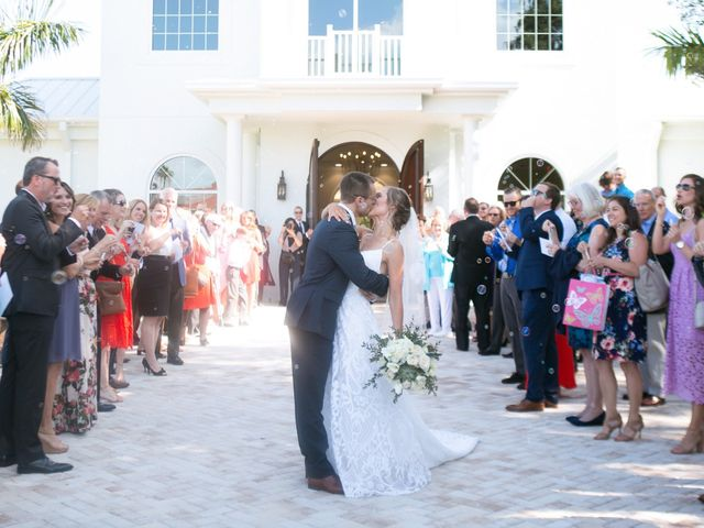 Kyle and Caitlin's Wedding in Tampa, Florida 30