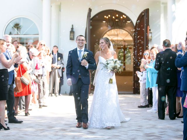 Kyle and Caitlin's Wedding in Tampa, Florida 31