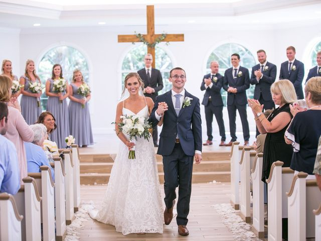 Kyle and Caitlin's Wedding in Tampa, Florida 32