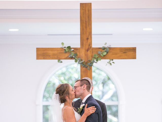 Kyle and Caitlin's Wedding in Tampa, Florida 33