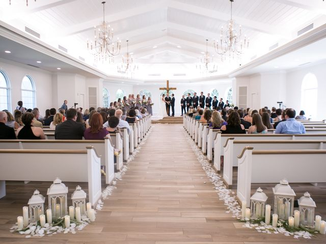 Kyle and Caitlin's Wedding in Tampa, Florida 2
