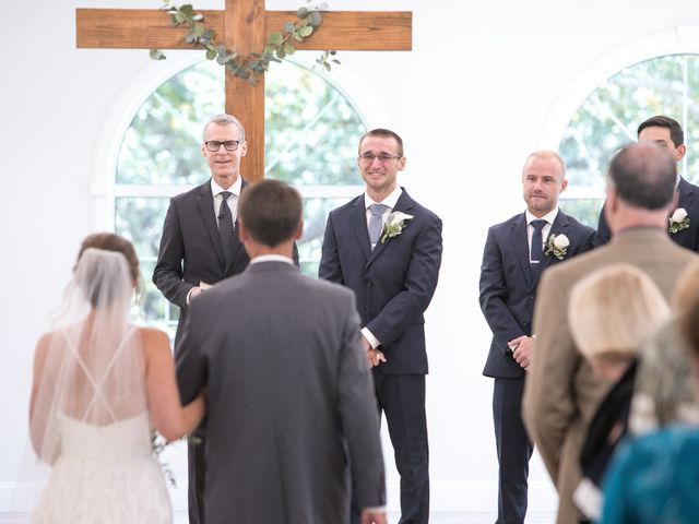 Kyle and Caitlin's Wedding in Tampa, Florida 36