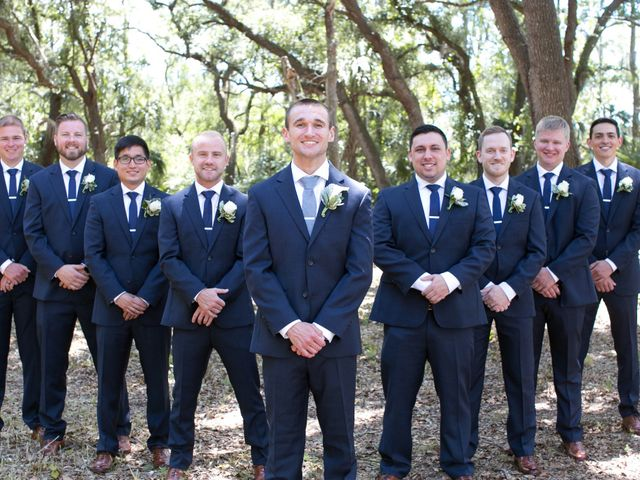 Kyle and Caitlin's Wedding in Tampa, Florida 60