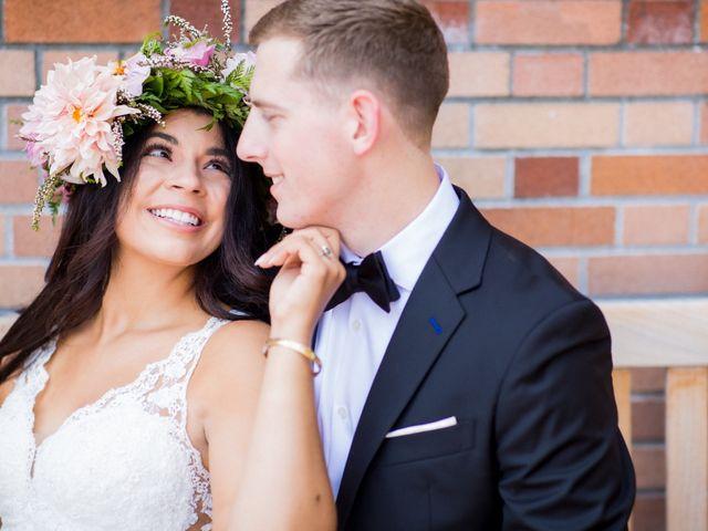 The wedding of Jordan and Kira