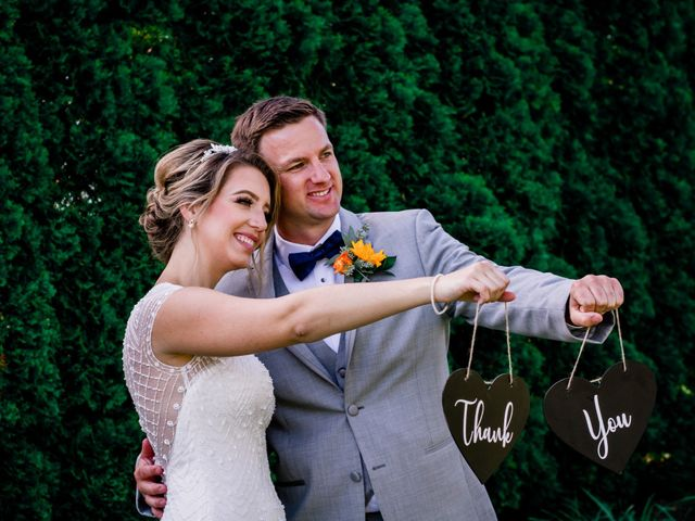 Daniel and Kimberly's Wedding in Somers Point, New Jersey 8