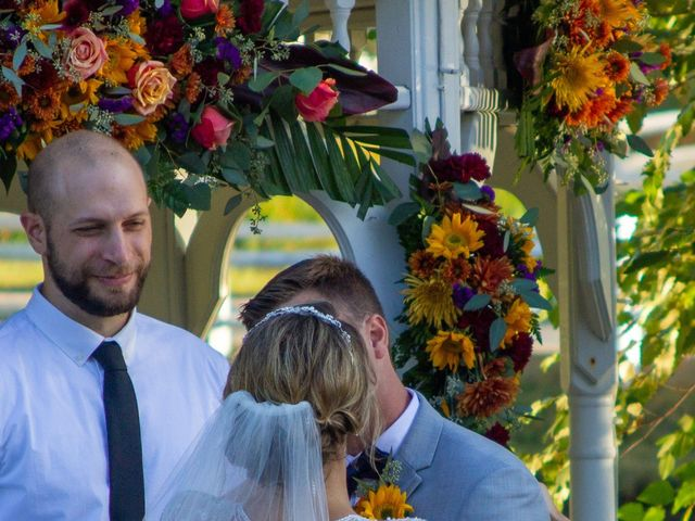 Daniel and Kimberly's Wedding in Somers Point, New Jersey 9