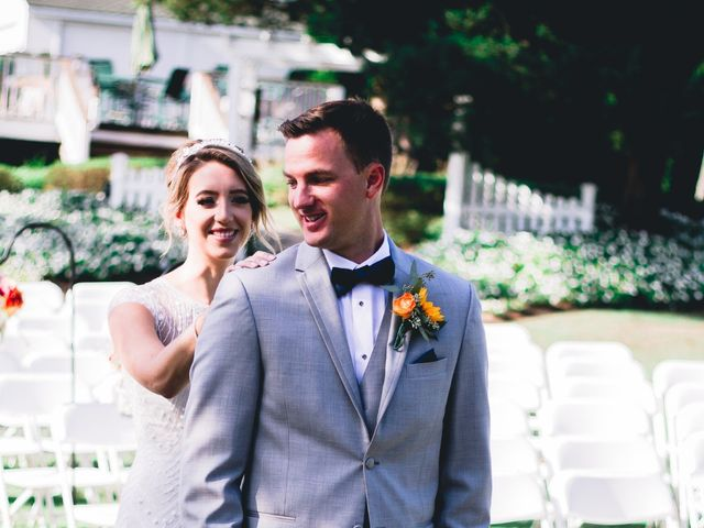 Daniel and Kimberly's Wedding in Somers Point, New Jersey 12