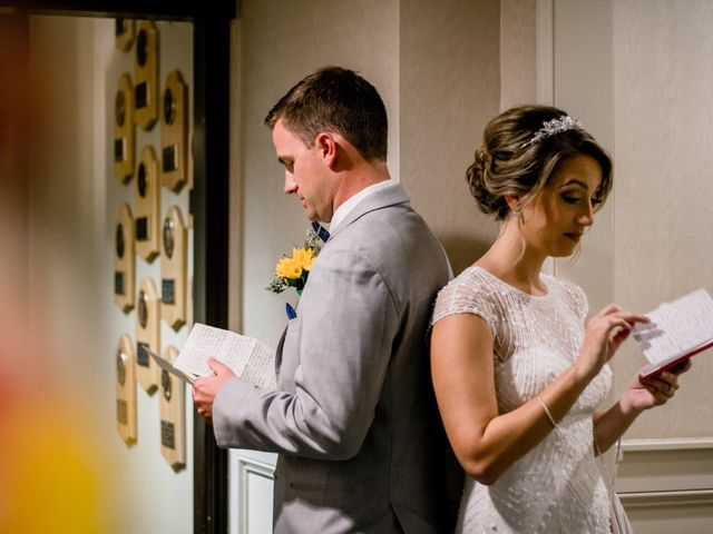 Daniel and Kimberly's Wedding in Somers Point, New Jersey 14
