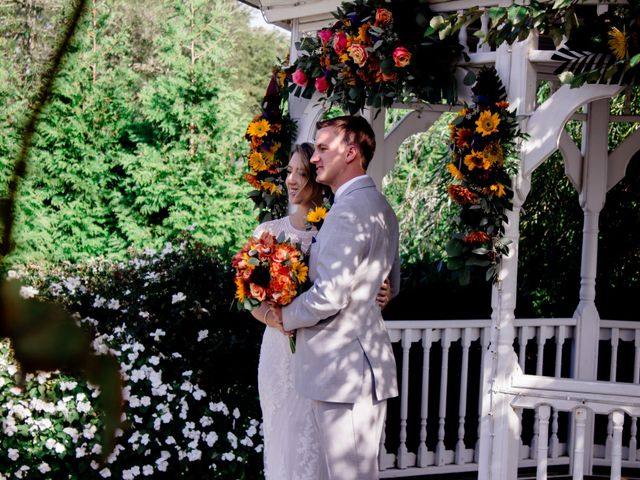 Daniel and Kimberly's Wedding in Somers Point, New Jersey 17