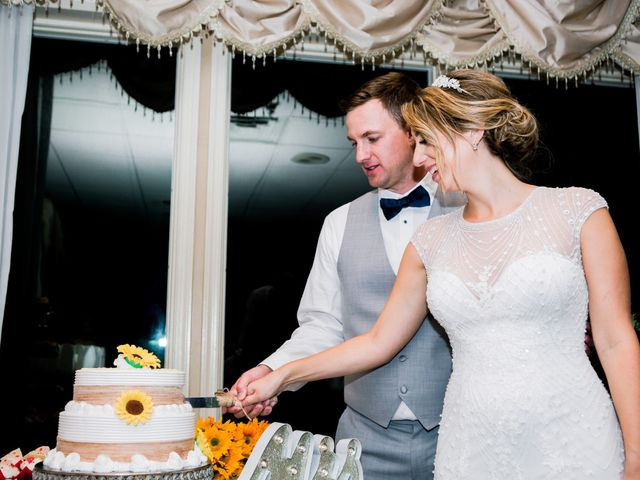 Daniel and Kimberly's Wedding in Somers Point, New Jersey 19