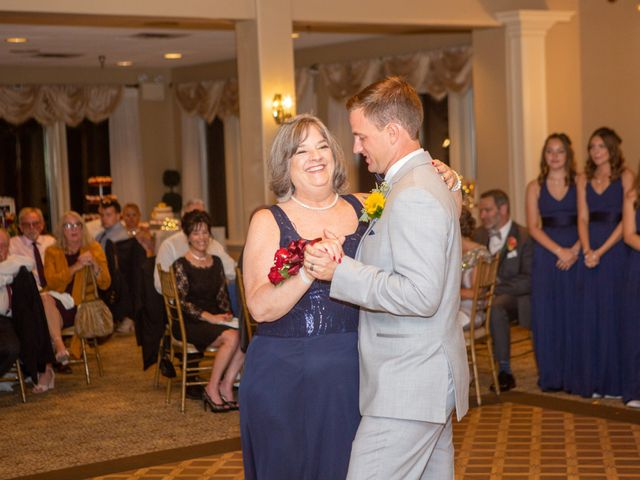 Daniel and Kimberly's Wedding in Somers Point, New Jersey 20