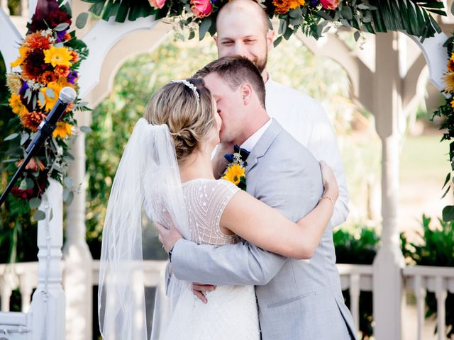 Daniel and Kimberly's Wedding in Somers Point, New Jersey 28