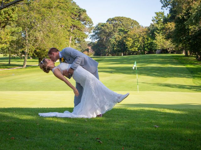 Daniel and Kimberly's Wedding in Somers Point, New Jersey 33