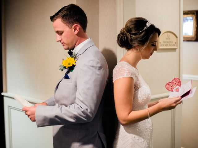 Daniel and Kimberly's Wedding in Somers Point, New Jersey 43