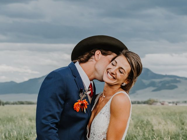 The wedding of Brittney and Jason