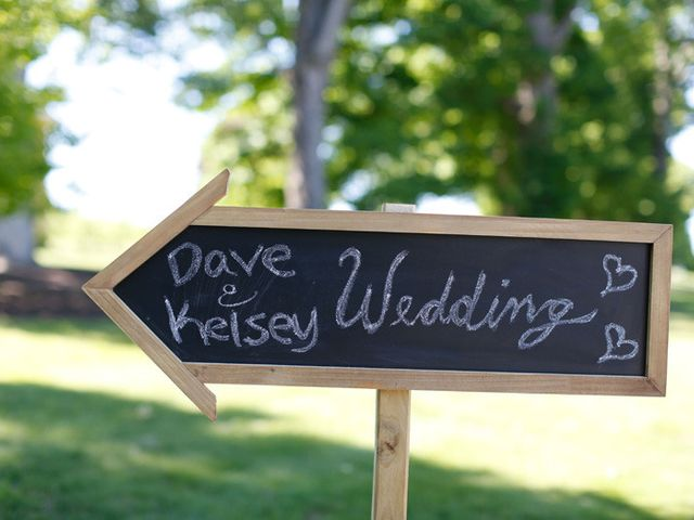 Kelsey and Dave's Wedding in Whately, Massachusetts 7