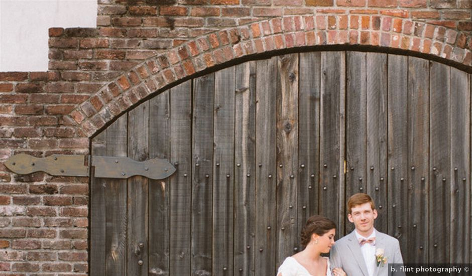 Shelby and Joshua's Wedding in Columbus, Mississippi