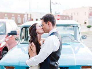 Connor and Amanda's Wedding in Denison, Texas 5