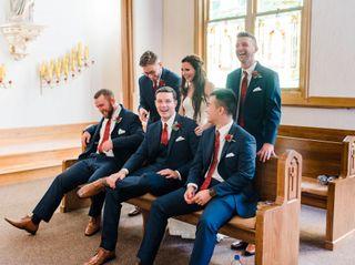 Connor and Amanda's Wedding in Denison, Texas 8