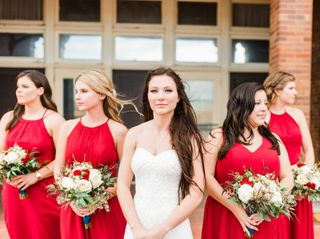 Connor and Amanda's Wedding in Denison, Texas 9