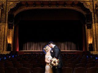 The wedding of Kari and Ryan