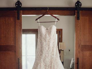 The wedding of Lindsey Waldock and TJ Waldock 2