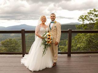 The wedding of Alli and Mavist