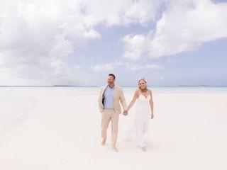 The wedding of Leigh Ann and Jason