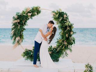 The wedding of Lulu and Veljko