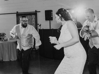 The wedding of Ashleigh and Tyler 1