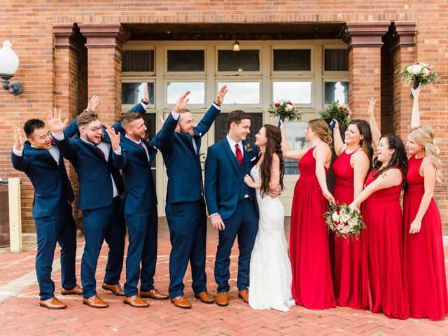 Connor and Amanda's Wedding in Denison, Texas 2