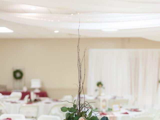 Michael and Lindsey's Wedding in Delphos, Ohio 8
