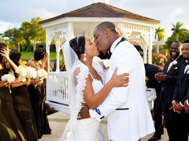 Shauda and Jason's Wedding in Hollywood, Florida 1