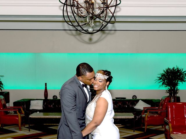 Kanisha and Deante's Wedding in Houston, Texas 2