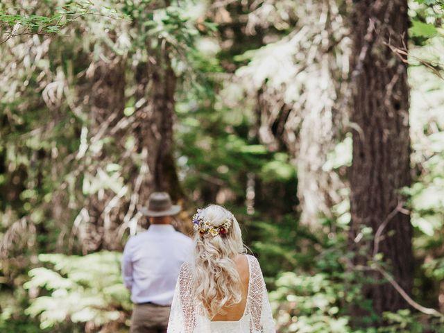 Blake and Beryln's Wedding in Seattle, Washington 7
