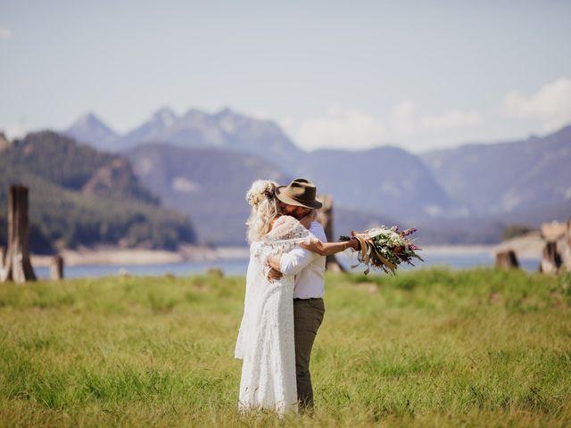Blake and Beryln's Wedding in Seattle, Washington 12