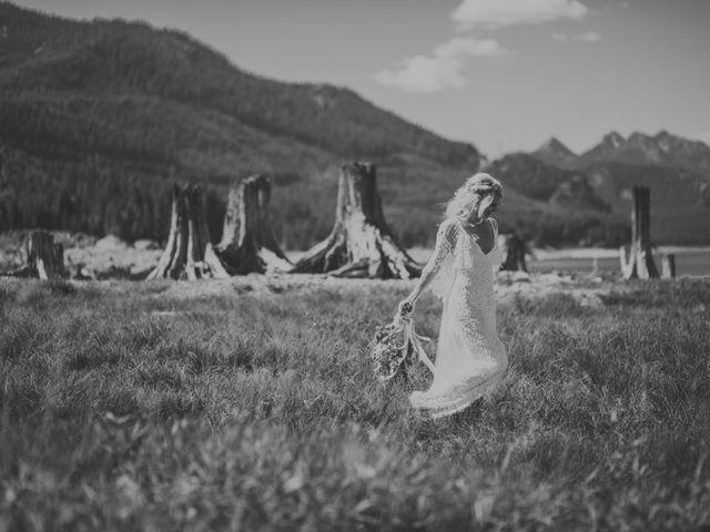 Blake and Beryln's Wedding in Seattle, Washington 14