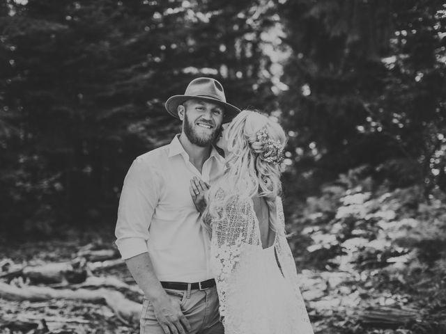 Blake and Beryln's Wedding in Seattle, Washington 18