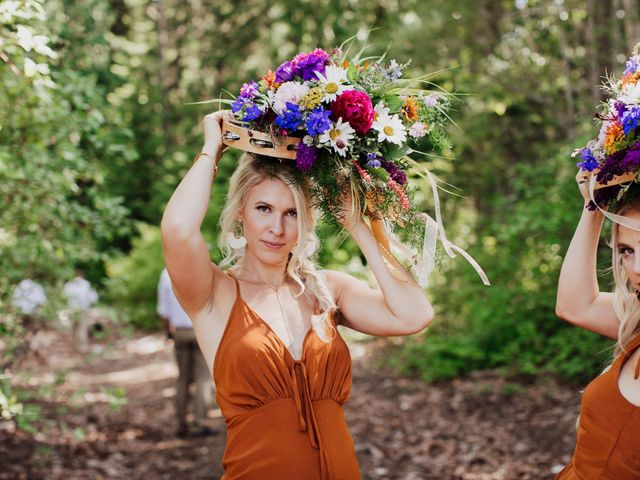Blake and Beryln's Wedding in Seattle, Washington 20
