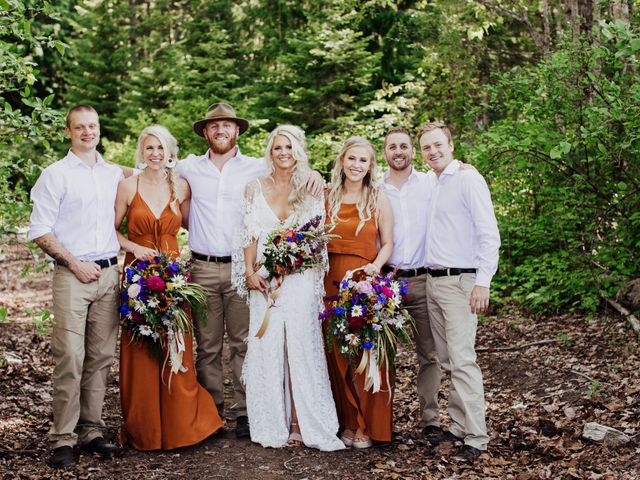 Blake and Beryln's Wedding in Seattle, Washington 21
