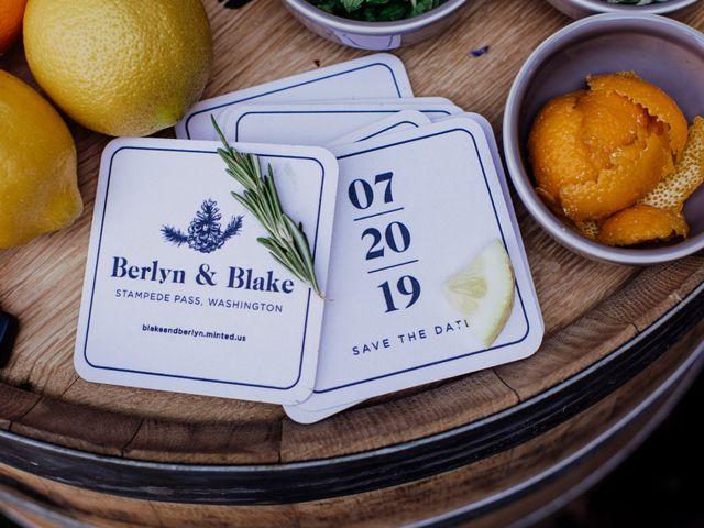 Blake and Beryln's Wedding in Seattle, Washington 22