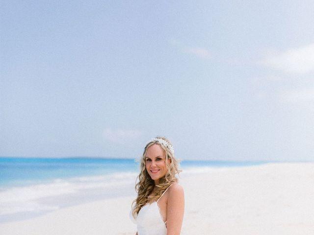 Jason and Leigh Ann's Wedding in Great Exuma, Bahamas 12