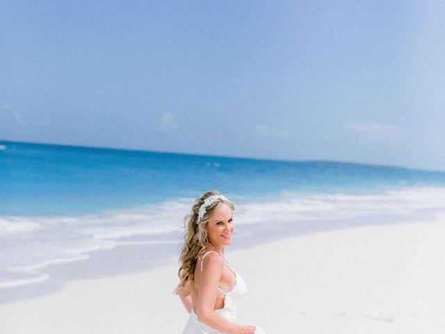 Jason and Leigh Ann's Wedding in Great Exuma, Bahamas 17