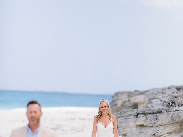 Jason and Leigh Ann's Wedding in Great Exuma, Bahamas 20