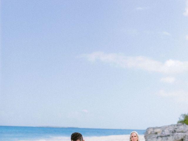 Jason and Leigh Ann's Wedding in Great Exuma, Bahamas 21