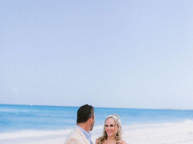 Jason and Leigh Ann's Wedding in Great Exuma, Bahamas 22